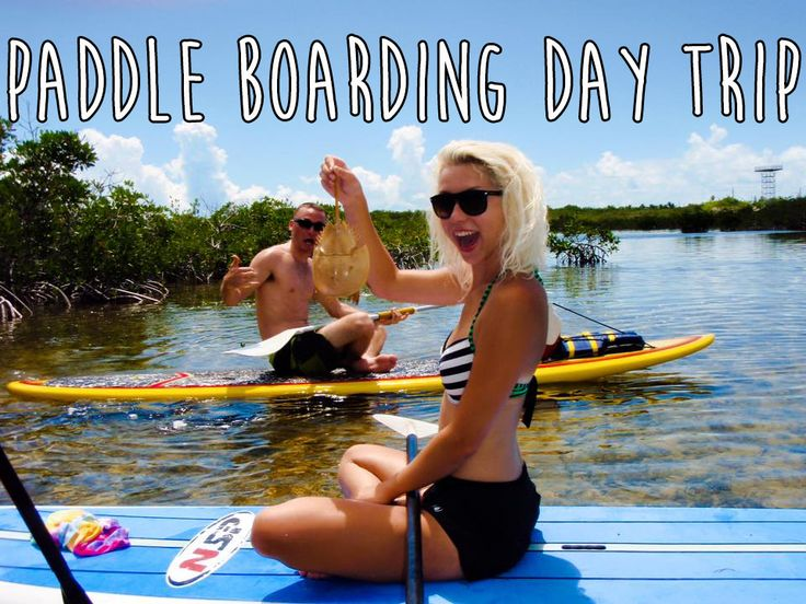 Whole Day Itinerary including Paddle Boarding in Key West!
