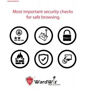 Simple Security guidelines for internet surfing, installed the WardWiz best free antivirus and keep your system healthy and WardWiz system essential is fast virus removal software available with essential package for more visit www.wardwiz.in #bestfreeantivirus #onlinevirusscan #onlinescan #windowsantivirus #securityessentials #systemessentials #windowsantivirus