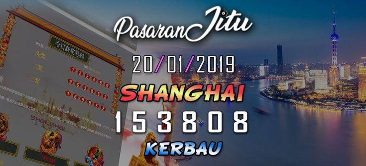 Prediksi SHANGHAI tanggal 20 Januari 2019 Angka Main