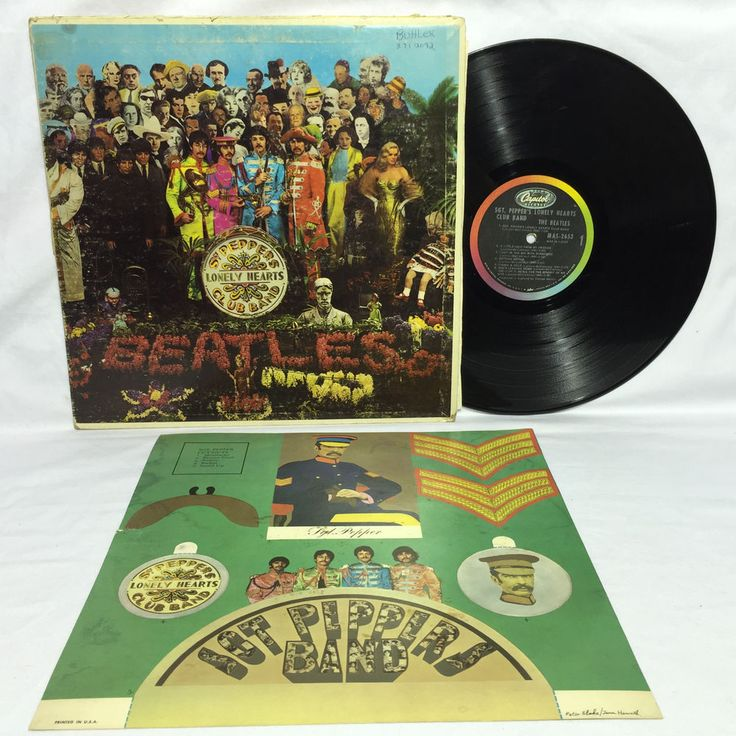 16 Best Sgt Peppers Lonely Hearts Club Band Images On