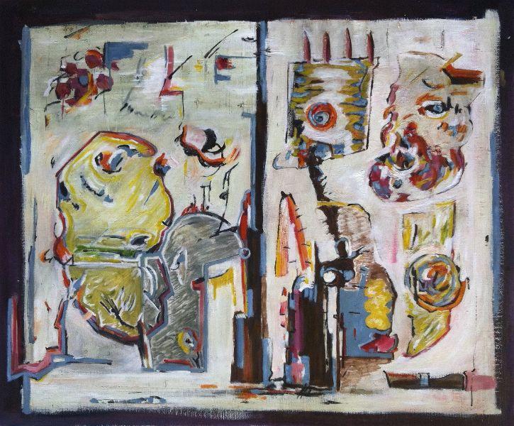 Between 2010 & 2013 - Paintings by Stephen Bransgrove