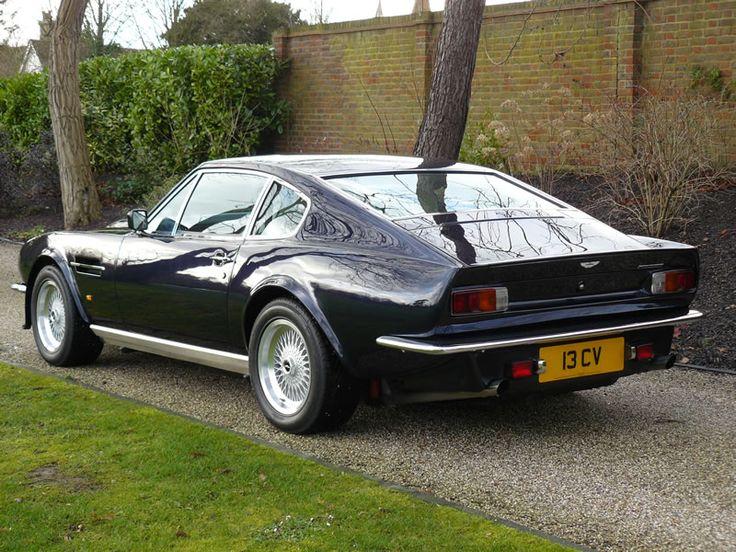 1987 Aston Martin DB8 Vantage