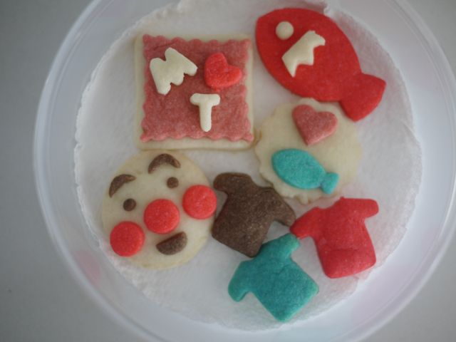 cookies for my friend who just gave birth