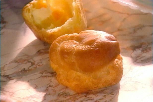 Get Gougeres Recipe from Food Network