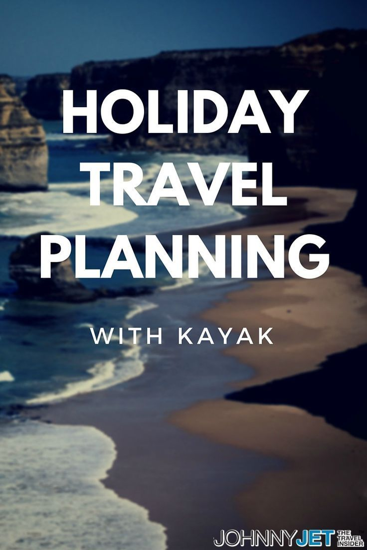 The travel search engine KAYAK has always been one of my go-to websites for pricing out flights to find the best deals. Especially during the busy holiday travel season, it's important to know the right tools to have at your finger tips to help you find the cheapest prices during peak travel times.