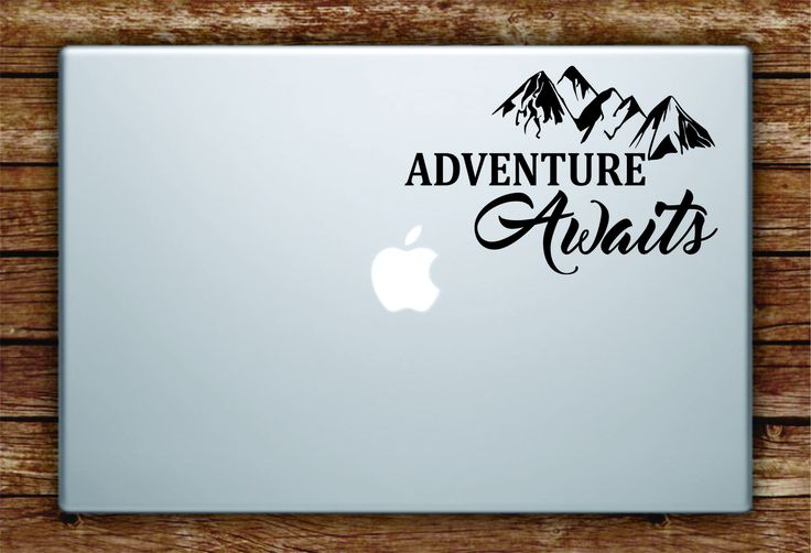 Adventure Awaits The latest in home decorating. Beautiful wall vinyl decals, that are simple to apply, are a great accent piece for any room, come in an array of colors, and are a cheap alternative to