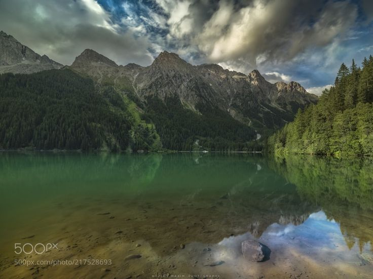Antholzer See. by Maxwell_rus via http://ift.tt/2u6O4Qi