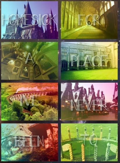 Hogwarts, the home I never knew.: Solemn Swear, Places I V, Potter Obsession, Harry Potter