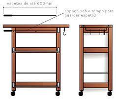 Resultado de imagem para modelos de mesas de madeira pequena para churrasqueira