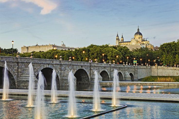 El Puente de Segovia es el más antiguo de Madrid