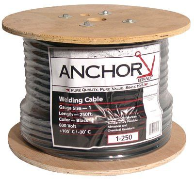 Anchor Brand Welding Cables