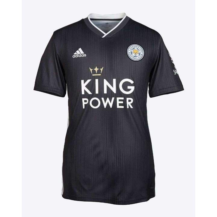 Leicester City Adidas Grey Away The Foxes 2019 20 Futbol Soccer Kit Calcio Shirt Jersey Fussball Camisa Futebol Camiseta Trikot Maillot Maglia Bnwt In 2020 With Images Leicester City Soccer Kits Soccer Jersey