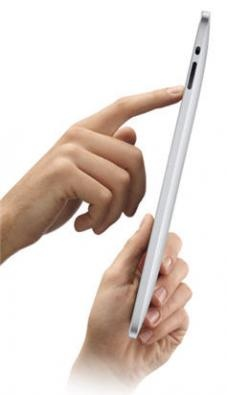 Tablet as Touch Point