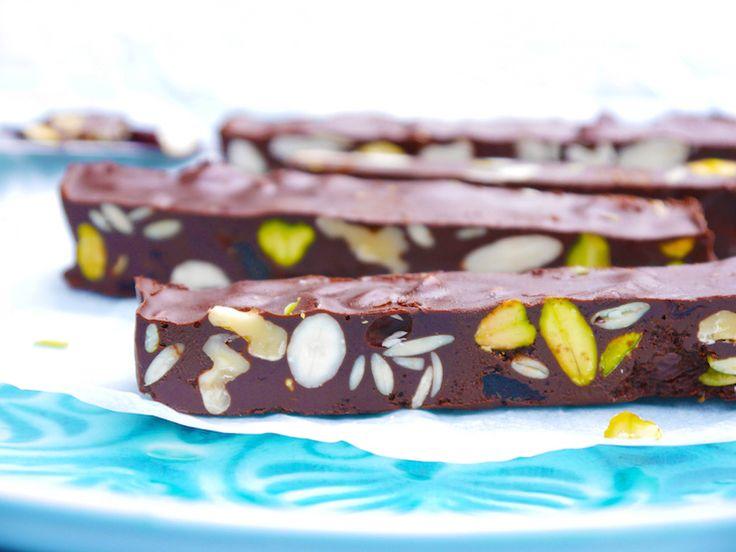 A girl loves herself some chocolate, right? Ons kun je er in ieder geval zeker blij mee maken. Op Sinner Sunday gaan we dan ook regelmatig los met chocolade, maar ook maken we er graag gezonde tussend