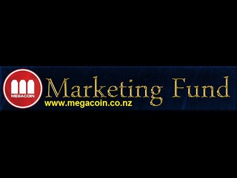 Megacoin Marketing Fund. #Megacoin #altcoin #cryptocurrency #Bitcoin