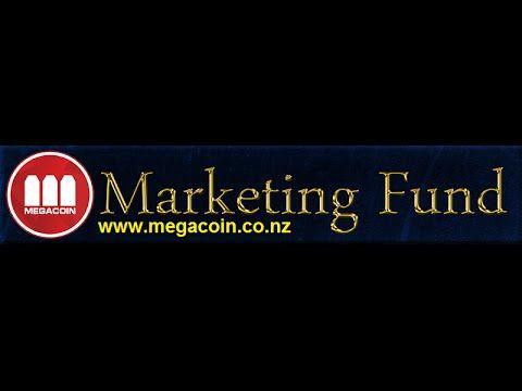 Megacoin Marketing Fund. #Megacoin #altcoin #cryptocurrency #Bitcoin