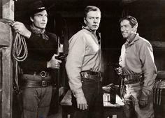 ROBBERS' ROOST (1956) - George Montgomery - Peter Graves - Richard Boone - United Artists - Publicity Still