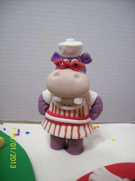 Doc McStuffins & Minnie Mouse