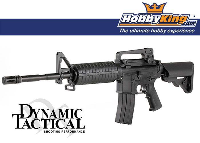 Hobby King: Dytac M4A1 Sportline Carbine AEG