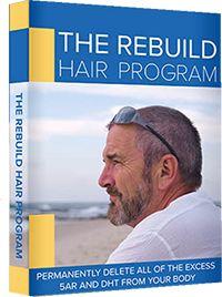 The Rebuild Hair Program Book Cover