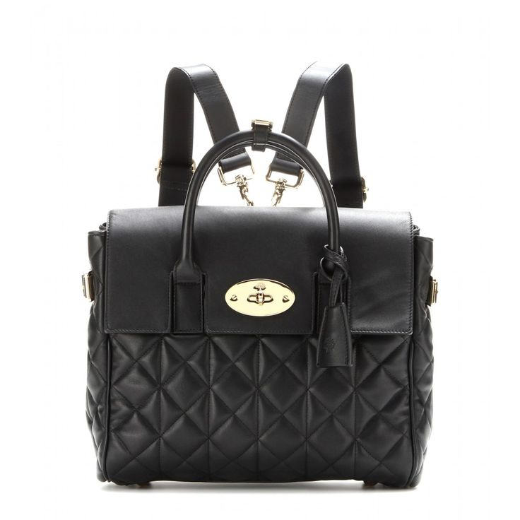 Mulberry - Cara Delevingne leather bag - mytheresa.com GmbH
