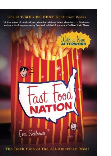 fast food nation 16 essay Schlosser argues in his book that the rise of fast food has badly affected the health of the nation fast food nation analysis haven't found the essay you want.