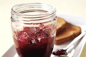 SURE.JELL for Less or No Sugar Needed Recipes - Cherry Freezer Jam