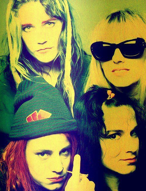 L7 Reunite, Announce Tour and Documentary
