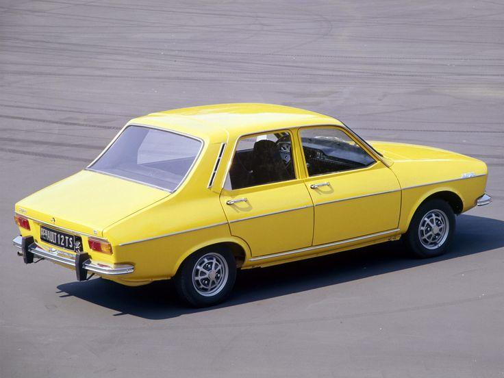 Renault 12 TS '1972–75