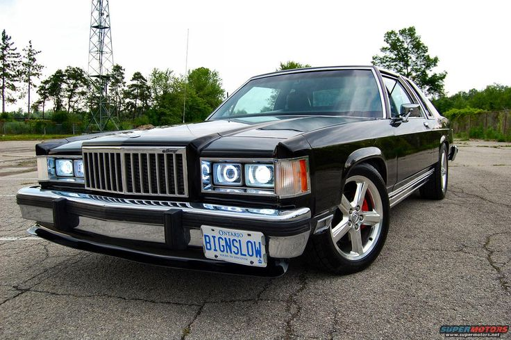 Best Of BS 2015: This 1985 Mercury Grand Marquis Packs A Frame Swap, Modern Running Gear, And A Style All It's Own – Meet The Mod Box