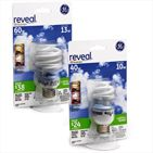 Reveal Light Bulbs They Omit The Warmer Yellow Amber Cast Of A Traditional