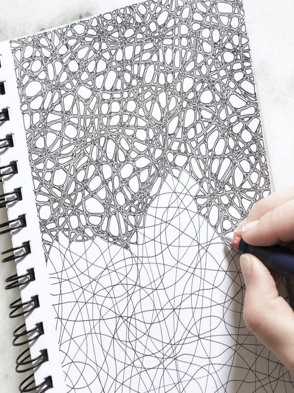 40 Creative Doodle Art Ideas to Practice in Free Time