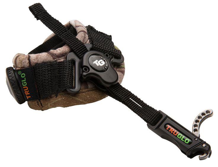 TruGlo Detonator Archery Release With Boa Strap