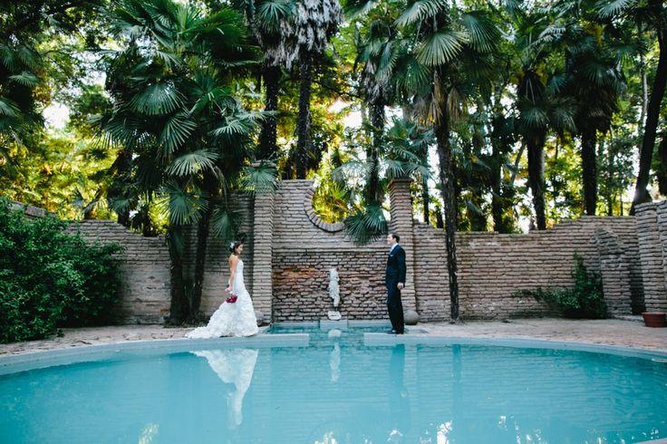Fotógrafo Matrimonios Santiago // Viña Santa Rita