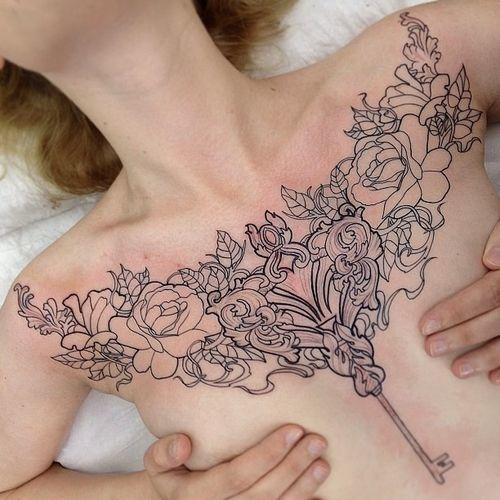 Pussy Tattoo Designs 116