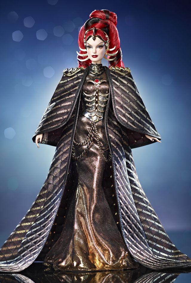 Barbie, Queen of Constelations