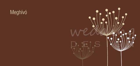 Formabontó, modern esküvői meghívók