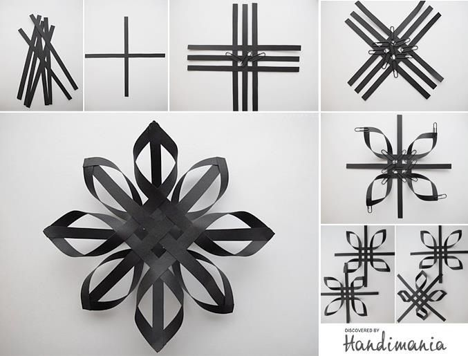 DIY Cool Craft Flowers