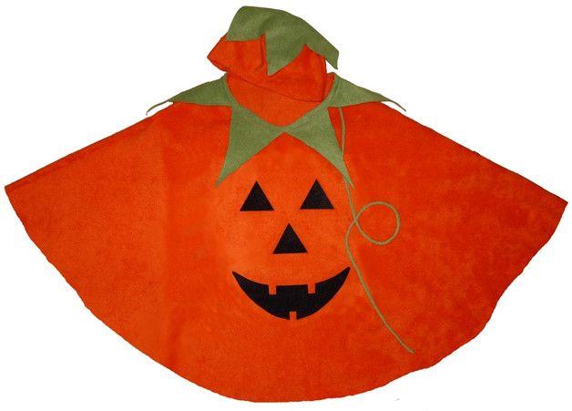 Kürbiskostüm, Halloweenkostüm Gr. 74-152
