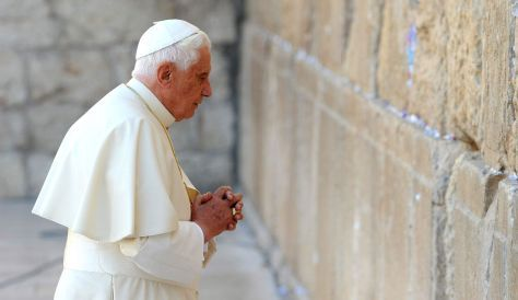 A Jewish pope? - Pope Francis visits the Holy Land Israel News | Haaretz