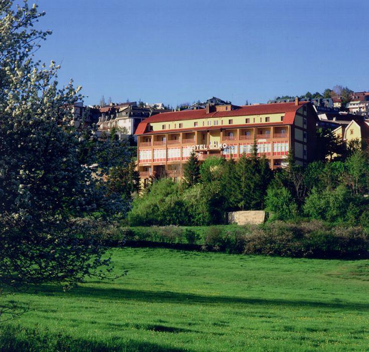 Hotel Como, Rivisondoli, AQ, Abruzzo, Italy. http://meditour.it/properties/rivisondoli/hotel-como/