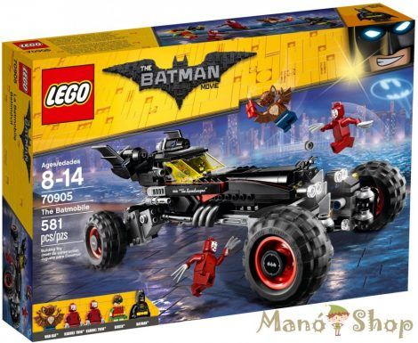 LEGO The Batman Movie Batmobil 70905