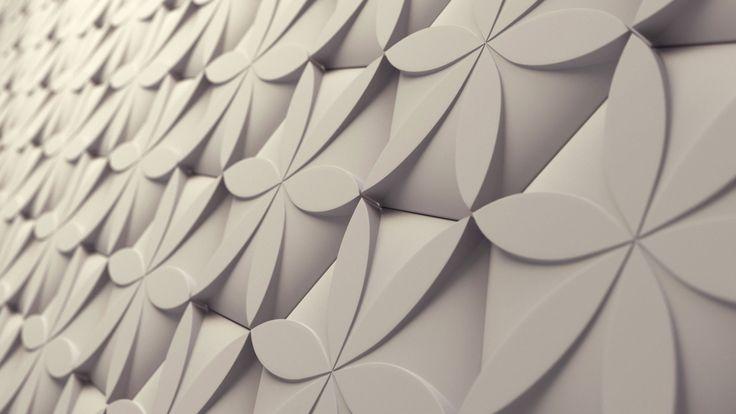 Полиуретановые формы для производства 3D панелей