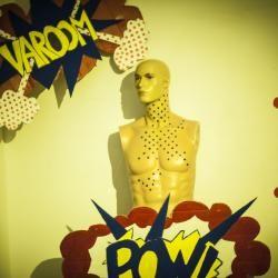 #toilet around #pop