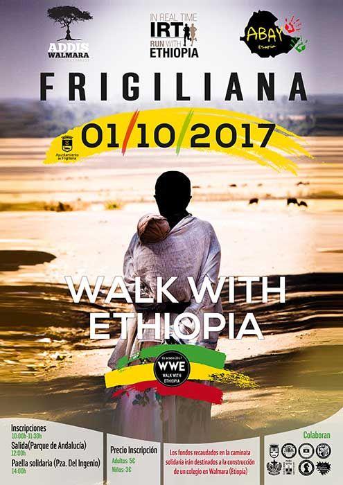 Hace algo más de un año que Frigiliana se echaba a la calle por una causa solidaria en favor de Walmara (Etiopía). Promovida por la ONG Abay, el 17 de abril de 2016 el municipio axárquico formaba parte de la III Carrera solidariaCorre con Etiopía IRT(In Real Time), consiguiendo congregar a más de 400 participantes que con su presencia aportaron un importante granito de arena en la ayuda a los má   #etiopia #frigiliana #noticias