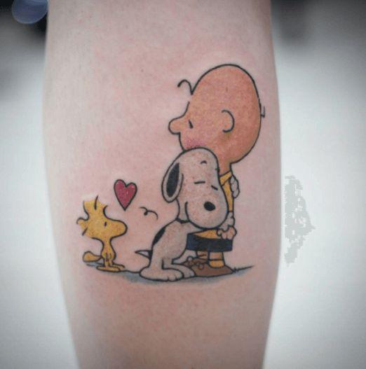 Peanuts Tattoos | Inked Magazine