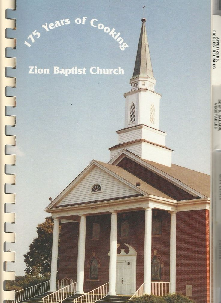 Shelby+North+Carolina+Cookbook+Zion+Baptist+Church++175+Years+of+Cooking