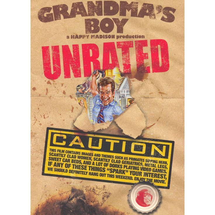 Grandma's Boy [WS], Movies