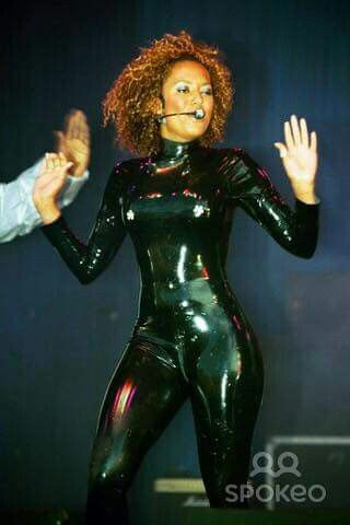 Mel B Spice Girls Plastic Celebrities Latex