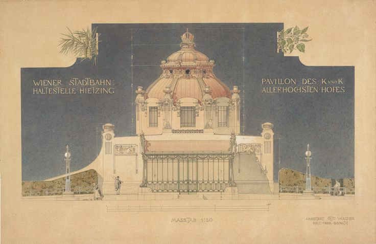 Gallery of Exhibition: Architectural Master Drawings from the Albertina Collection - 3